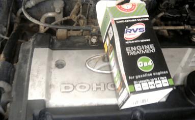 Добавка в двигатель