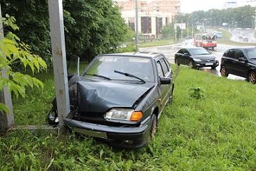 Неуправляемый автомобиль