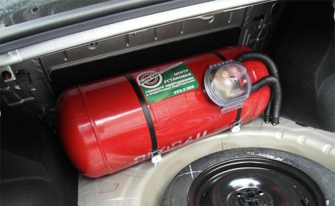Штраф за газовое оборудование