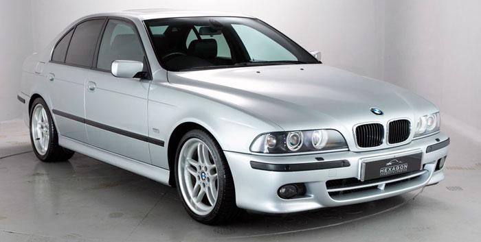 BMW E39