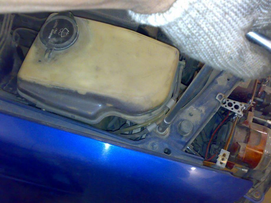 Замена ремня ГРМ на двигателе 5A-FE на Тойота Королла (Toyota  Corolla)