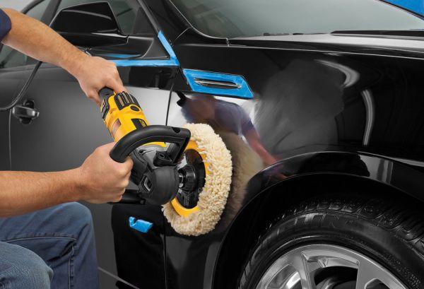 Полировка кузова автомобиля своими руками: пошаговая инструкция