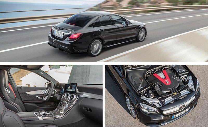 Mercedes-Benz AMG C43 - седан 2019 года