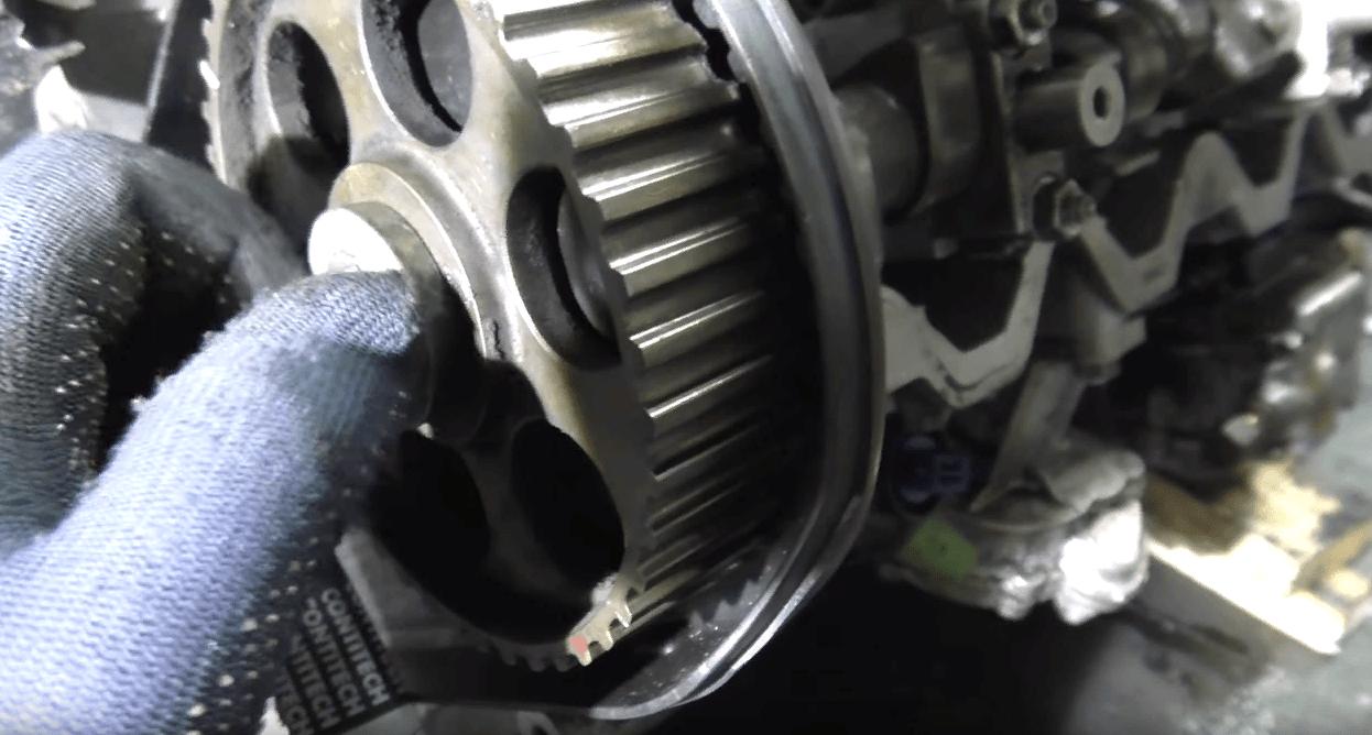 Замена ремней на двигателе Volkswagen (Фольксваген) T4