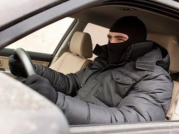 Украли машину