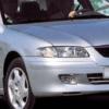 Расход топлива Mazda 626
