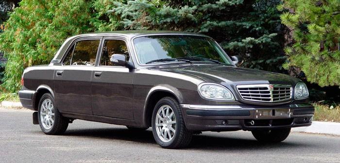 ГАЗ 31105 (Волга)