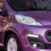 Расход топлива Peugeot 107