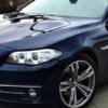 Расход топлива BMW 525
