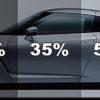 Тонировка стекол, как повышение презентабельности автомобиля