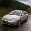 Где находятся предохранители (схема) на Тойота Королла (Toyota Corolla) 9 поколение (кузов E120)