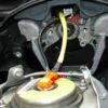 Установка круиз-контроля, кнопок управления магнитолой на Тойота Королла (Toyota  Corolla): фотоотчет