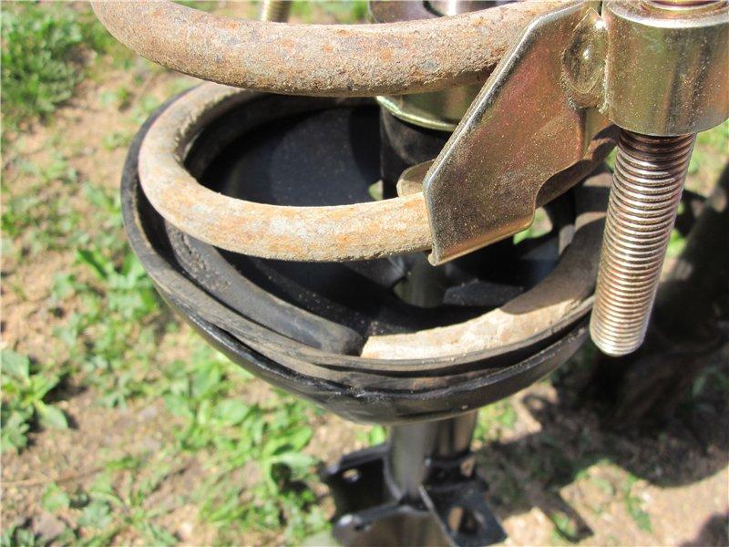 Замена задних стоек на тойота королла