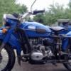 Цветная схема проводки мотоцикла Урал: легенда отечественного мотопрома