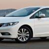 Honda Civic, девятое поколение, вторичный рынок
