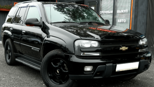 Chevrolet Trailblazer 1