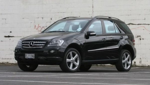 Mercedes Benz ML 320 null 333 huge 480